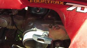 honda trx 70 no spark fix try this first honda trx 70 no spark fix try this first
