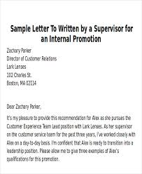 Sample Of Promotion Letter Thank You For Promotion Under Fontanacountryinn Com