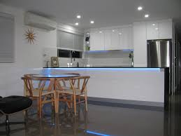 Kitchen Unit Led Lights Electrician Sunshine Coast Electricains Examples Of Our Work