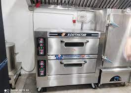 Lò nướng bánh ngọt 2 tầng 4 khay điện YXD-40C Southstar chính hãng