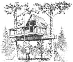 how to build a treehouse. How To Build A Tree House Treehouse