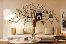 Small Picture Homey Idea Wall Decal For Living Room Creative Design Living Room