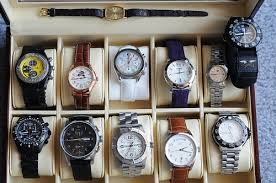 watches collection start or expand