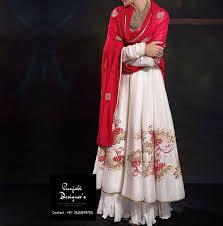 Designer Salwar Kameez Boutique In Bangalore Palazzo Suit With Long Kurti Punjabi Designers