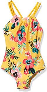 Girl's <b>One Piece Swimwear</b>   Amazon.com