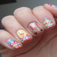 Best Of Cute Easy Easter Nail Designs