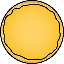 whole pizza clipart. Exellent Clipart Plain Intended Whole Pizza Clipart O