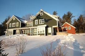 exterior house colors dark green. inspiration for a large farmhouse green two-story mixed siding gable roof remodel in burlington exterior house colors dark r