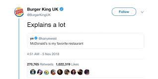 We Had A Response In Three Minutes Behind Burger Kings