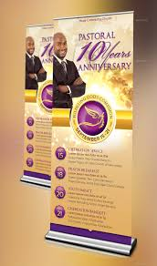 Anniversary Template Clergy Anniversary Template Kit By Godserv Graphicriver