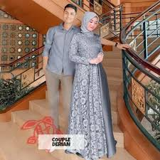 Tapi biasanya nggak dijahit model kebaya. Gamis Terbaru 2020 Murah Bagus Mewah Model Casual Modern Lebaran Kondangan Terlaris Baju Muslim Wanita Gamish