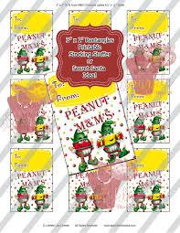 peanut m m elves digital gift s instant sparkle by monica