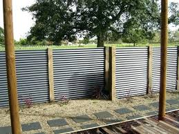 wood metal fence decorative post wooden posts privacy styles deck railing best and framed corrugated plans wood pole fence