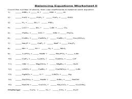 pictures chemfiesta balancing equations worksheet leafsea