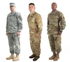 Ocp Pattern Amazing Army Rolls Out Plan To Field New Camouflage Pattern Grunt Report