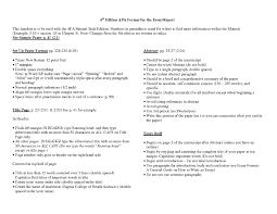 Argumentative Essay Apa Format Salumguilherme