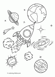 Small Picture Adult astronomy coloring pages Earth Science And Astronomy
