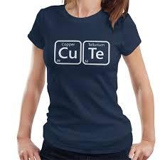 Periodic Table CuTe | Cloud City 7