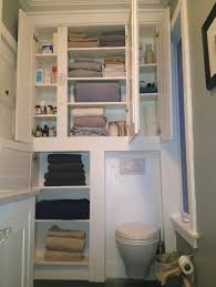 Over Toilet Storage Cabinet Bathroom Espresso Over The Toilet Cabinet For Bath Linen