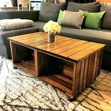 wooden crate furniture. Wooden Crate End Table Dog Furniture Uk D