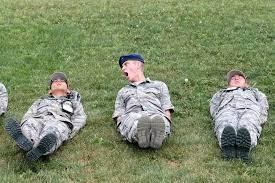 2021 basic cadet training
