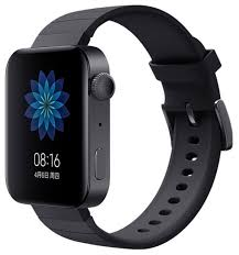 <b>Часы Xiaomi Mi Watch</b> — купить по выгодной цене на Яндекс ...