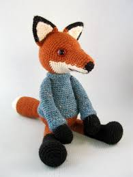 Crochet Fox Pattern Delectable Editor's Inspiration Bracken The Fox Crochet Pattern By Lucy Collin