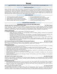 Medical Sales Manager Resume Impression Medical Device Sales