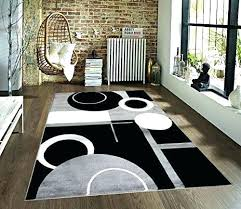 black white geometric rug black and white geometric rug gray x fl oriental area carpet black black white geometric rug