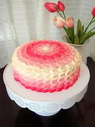 Small Picture cake decorating ideas Decorated Cakes With Butter Cream The