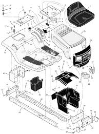 murray 425007x92c parts list and diagram ereplacementparts com murray lawn mower wiring diagram Murray Riding Mower Wiring Diagram #28