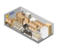 storage unit sizes how to choose the