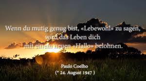 Paulo Coelho Zitate Youtube