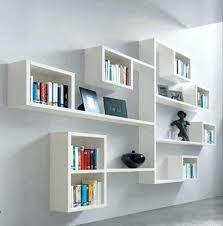 large wall shelf shelves design modern decorative decorating ideas bookshelves contemporary shelving units home interior ikea