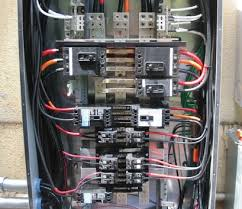 can we land? solarpro magazine Three Phase Breaker Panel Wiring Diagram load side connection at breaker 100 Amp Panel Wiring Chart