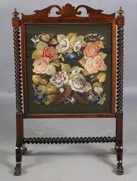 368 best Fire Screens - Antique images on Pinterest   Needlework ...