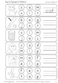 Phonics Worksheets: writing exercise, mazes, reading sheets and e ...
