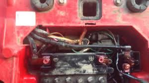 fixing my four wheeler wiring youtube 1991 Honda Fourtrax 300 Wiring Diagram fixing my four wheeler wiring 1991 honda fourtrax 300 wiring diagram
