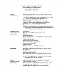54+ Resume Templates | Sample Templates