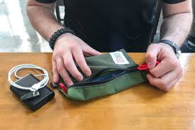 Topo Designs Accessory Bags Review Pack Hacker