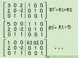 image titled find the inverse of a 3x3 matrix step 7
