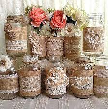 Decorating Mason Jars With Ribbon jar decoration crolik 63