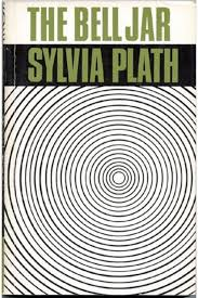 sylvia plath the bell jar cool book cover designs