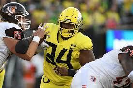 Oregons Defensive Depth Chart Scholarship Breakdown For The