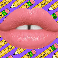 eraser is an exclusive urban outers new lipstick shade inspired by the eraser on the clic 2 pencil and was designed to work with a