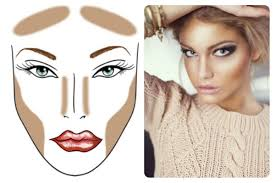 how do you contour your face with makeup how to contour your face to look younger