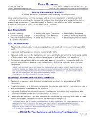 Resume Of Peggy Masanotti Service Management Specialist. PEGGY MASANOTTI  Everett, ON L0M 1J0 Tel