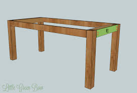 woodwork diy kitchen table plans pdf plans