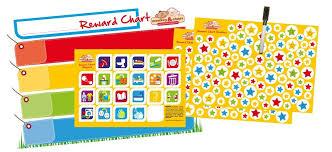 Reward Charts Monkey And Chops