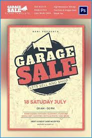 Garage Sale Flyers Free Templates Free Sale Flyer Template Marvelous 14 Best Yard Sale Flyer Templates